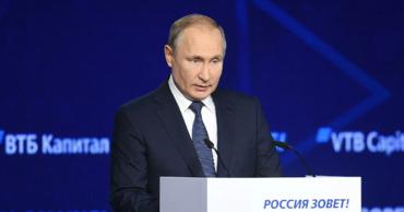 Путин признал тревогу из-за санкций США.