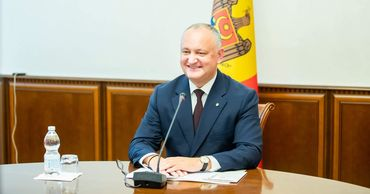 Игорь Додон зарегистрировался в качестве кандидата в президенты.