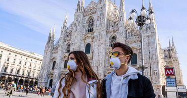 Италия продлила запрет на въезд для граждан Молдовы.