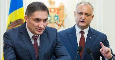 Президент о новом генпрокуроре: Профессионал с большой буквы. Фото: Point.md
