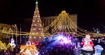 Пятый год подряд Оргеев стал новогодней столицей Молдовы.
