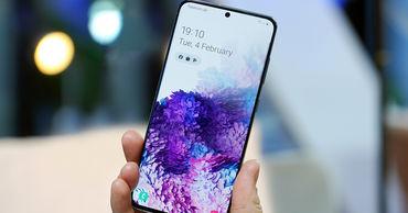 Дисплей Samsung Galaxy S20 Ultra назвали лучшим на мировом рынке смартфонов.