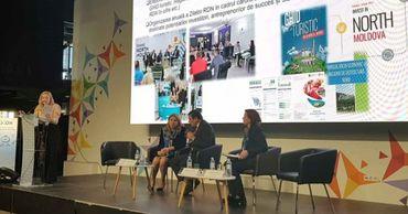 Преимущества севера Молдовы озвучили на международном бизнес-форуме.