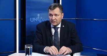 Министр финансов Сергей Пушкуца.