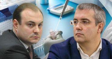 Евгений Никифорчук и Сергей Сырбу. Коллаж: Point.md.