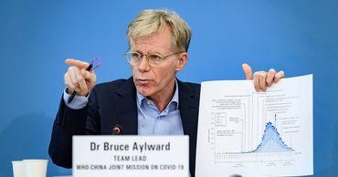 Глава международной группы экспертов ВОЗ: Мир не готов противостоять коронавирусу.