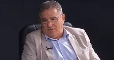 Глава представительства ТАСС в РМ Валерий Демидецкий.