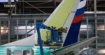 У десятков самолетов Boeing обнаружили опасные трещины.