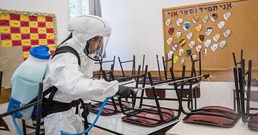 Оперштаб Израиля призвал закрыть школы со среды.