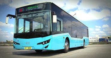 Определен победитель торгов на закупку 100 автобусов для Кишинева.