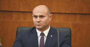 Павел Войку, министр внутренних дел. Фото: noi.md