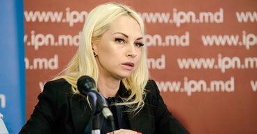 "Вице-председатель Партии ""Шор"" Марина Таубер."