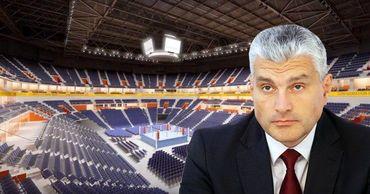 Слусарь хочет знать, расследуются ли нарушения при строительстве Arenа Chișinău.