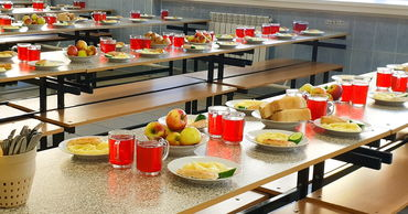 Специальная комиссия проверит питание в школах и детских садах.
