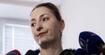 Адриана Бецишор прокомментировала дело, в котором она фигурирует.