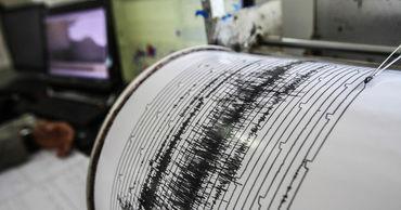 Вблизи Молдовы произошло два землетрясения/