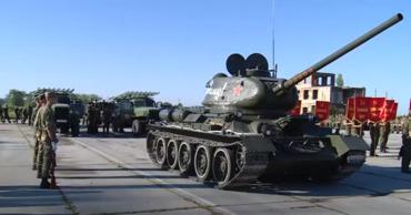 В Приднестровье готовятся к военному параду