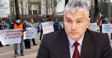 Слусарь: Сотрудники ЖДМ могут выйти на всеобщую забастовку