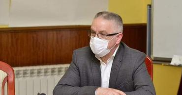 Доктор медицинских наук Борис Гылкэ.