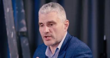 Вице-спикер парламента Александр Слусарь.