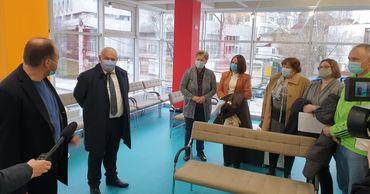 В Кишиневе более 2000 работников сферы образования вакцинировали от коронавируса.