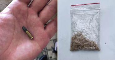 Полиция Кишинёва задержала подозреваемую в организации наркопритона. Фото: Point.md.