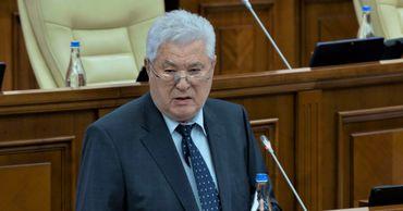 Лидер ПКРМ Владимир Воронин. Фото: Point.md