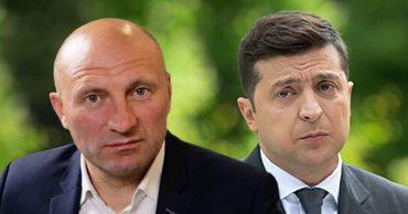 Мэр украинского города через суд потребовал от Зеленского 1 гривну компенсации. Фото: Point.md.