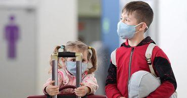 Точное число детей с COVID-19 в Кишиневе неизвестно