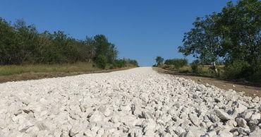 Ремонтные работы ведутся на дороге, связывающей села Кириет-Лунга и Авдарма.