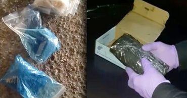 Правоохранительные органы изъяли наркотики на 1 миллион леев