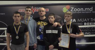 Бельцкие кикбоксёры стали призёрами турнира в Украине.
