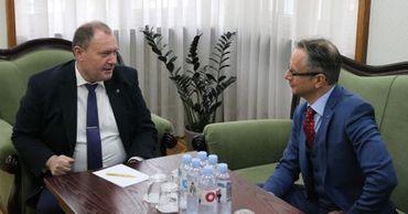 Чокой обсудил с Нойкирхом приднестровское урегулирование.