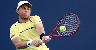 Раду Албот выбыл в первом туре Открытого чемпионата Майами по теннису.