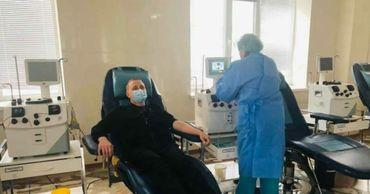 Плазму для пациентов с тяжелыми формами COVID-19 пожертвовали 474 человека.
