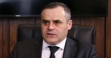 Председатель правления «Молдовагаз» Вадим Чебан.
