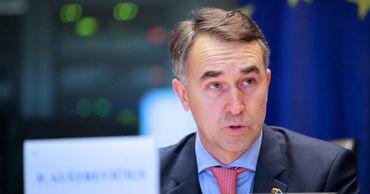 Cпецдокладчик Европарламента по Белоруссии Пятрас Ауштравичюс.