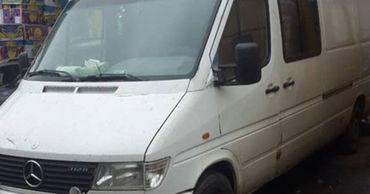 В столичном секторе Рышкановка украли микроавтобус.