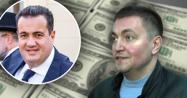 Партнер - Платону: Тебе надо дать премию за то, что ты грабишь бюджет РФ