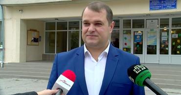 Нестеровский: Проголосовал за светлое будущее Бельц.