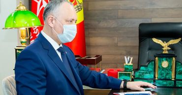 Додон: Молдова готова закупить вакцины Sputnik-V на коммерческой основе