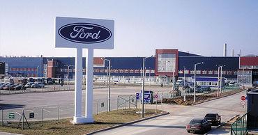 Ford прервет выпуск грузовиков на двух заводах из-за дефицита чипов.