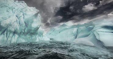 Ученые рассказали о рекордных темпах потепления на Южном полюсе.