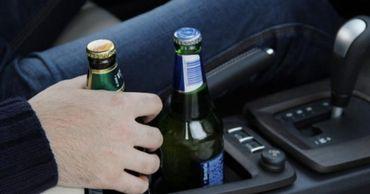 Более 50 пьяных водителей были пойманы патрульными за выходные.