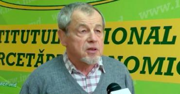 Экономический эксперт Михаил Пойсик.