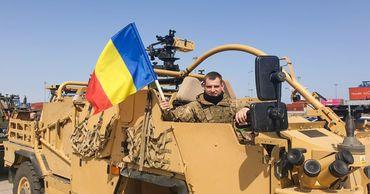 В учениях примут участие 10 тыс. румынских военнослужащих и еще 5 тыс. человек из 17 стран.
