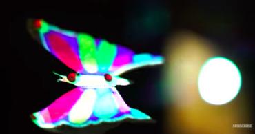 Исследователи считают, что они смогут заставить голограмму имитировать и тактильные ощущения.