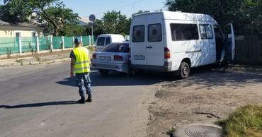 В Тирасполе произошла авария: пострадали 7 человек.