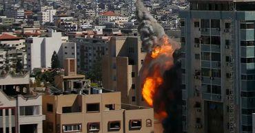 Израиль нанес удар по дому главы штаба спецопераций ХАМАС