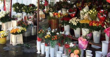 Налоговая проведет внеплановые проверки продавцов цветов.